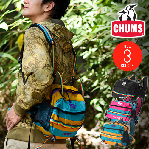 Chums CHUMS! Backpack bag [Spring Dale 15 II] CH60-0676 mens ladies dress P19May15