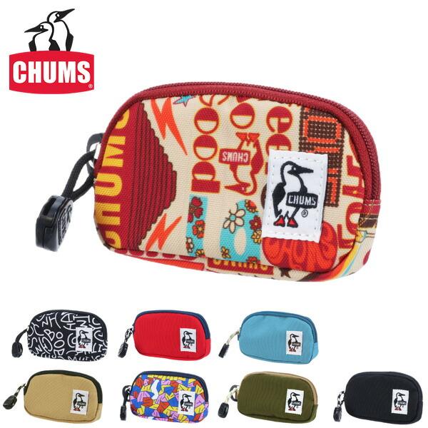 チャムス CHUMS キャンペーンもお見逃しなく あらゆるシーンで活躍する台形コインケース 小銭入れ RECYCLE リサイクル COIN CASE コインケース 売れ筋 ラッピング ネコポス可能 メンズ レディース ギフト 財布 誕生日プレゼント ch60-3144