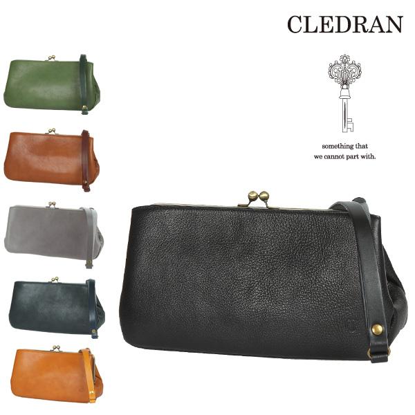 クレドラン CLEDRAN ! 2wayポシェット 【NOM/ノム】 cl2542 レディース 【送料無料】【コンビニ受取対応商品】【あす楽】【送料無料】