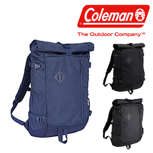 Coleman Coleman! In largest ATLAS ROLL TOP backpack daypack backpack 21719 mens ladies commuter school fashion high school students [store] we now on sale!
