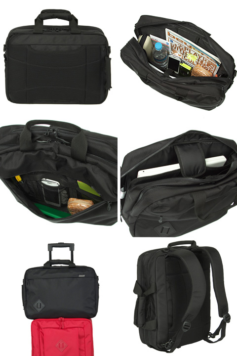 Coleman Coleman! 3-way business bags backpack shoulder bag ATLAS MISSION B4 27004 men's ladies also bags B4 A4 commuter PC storage [anime/manga]
