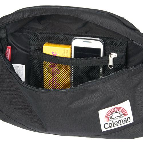 科尔曼Coleman!腰包身体包C-腰包II[C-WAIST BAG II]21626男子的女子的ss201306[邮购]