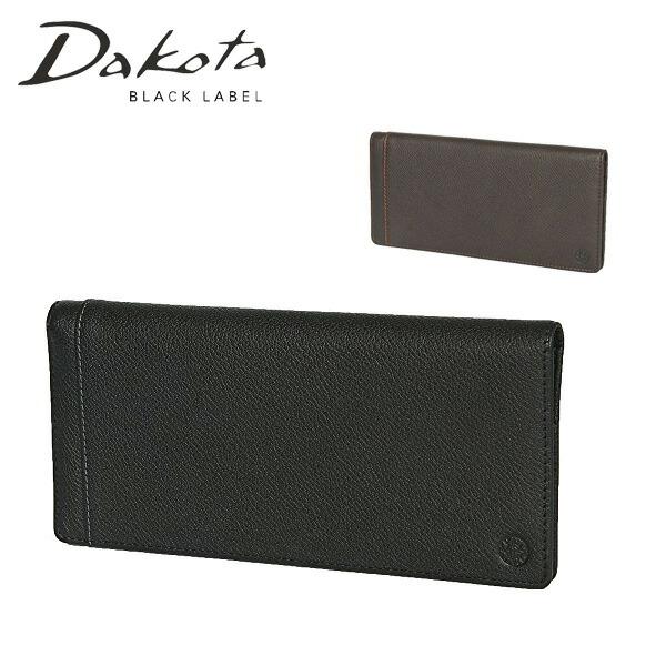 ダコタブラックレーベル Dakota black label!長財布 小銭入れなし 【リバーII】 625709 メンズ [通販]【送料無料】 プレゼント ギフト ラッピング