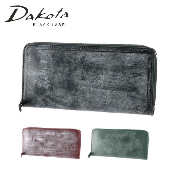 ダコタブラックレーベル Dakota black label!ラウンドファスナー長財布 【ロバスト】 627403 メンズ レディース 【あす楽】 【コンビニ受取対応商品】【送料無料】