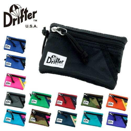 2f211f3a1cf Outdoor Zone: Drifter Drifter! Mini-wallet coin case key case [KEY ...