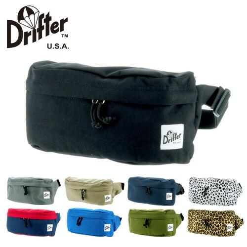 5aa4f523a61 Drifter Drifter! Bum-bag body bag [CLASSIC HIP SACK M/ classical music ...