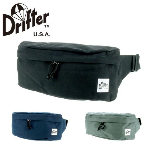 3e88d89bd62 Drifter Drifter! Bum-bag body bag [CLASSIC HIP SACK L/ classical music ...
