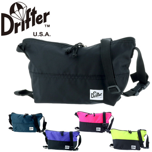 289eb514534 Drifter Drifter! Shoulder bag hand carry porch [ARE WAY POUCH S/ アーウェイ ...