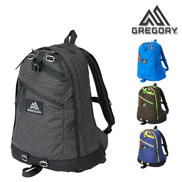 【30%OFFセール】グレゴリー GREGORY!リュックサック バックパック デイパック 【CLASSIC/クラシック】 [Day Pack]メンズ レディース 通勤 通学 黒 高校生 大学生 女子 リュック ギフト A4 [通販] 送料無料 ラッピングあす楽