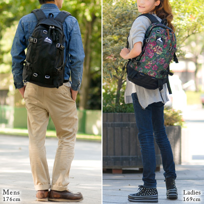 Gregory GREGORY backpack daypack all-day CLASSIC / classic ALL DAY men's women's day high school student style