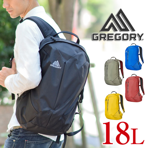 Gregory GREGORY! Mens gift women's fashionable commuters backpack daypack [setch18 / sketch 18]