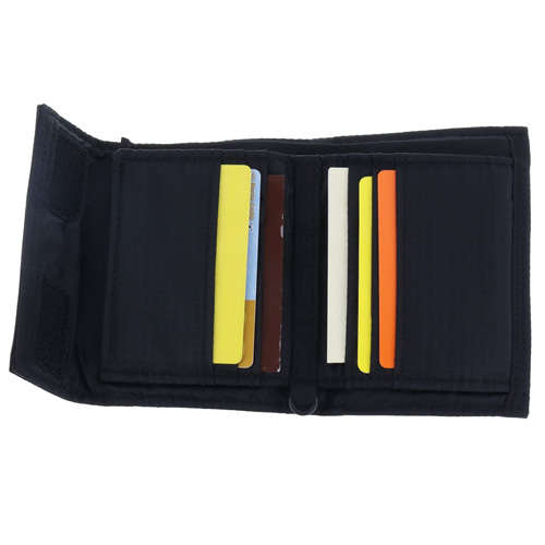 outdoor zone gregory gregory tri fold goods cloth classic wallet