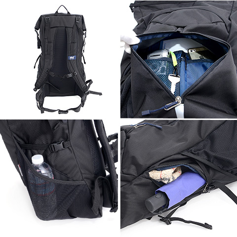 aa886d00b91 It is a rucksack pack superior in the storing-related functionality that  assumes various scenes from daily to the outdoor, and was made.