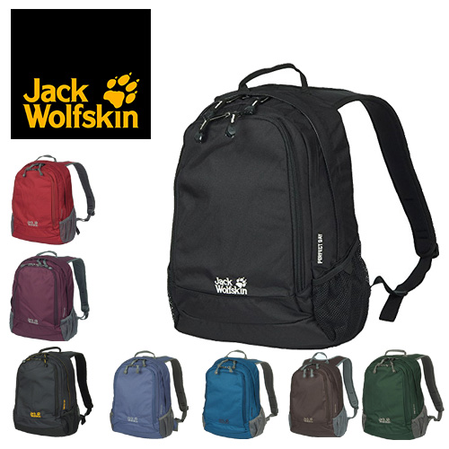 Junge Online gehen harmonische Farben Jack wolf skin Jack Wolfskin! Rucksack day pack backpack large-capacity  perfect D [PERFECT DAY] 0024040 men's lady's impossible bag lapping