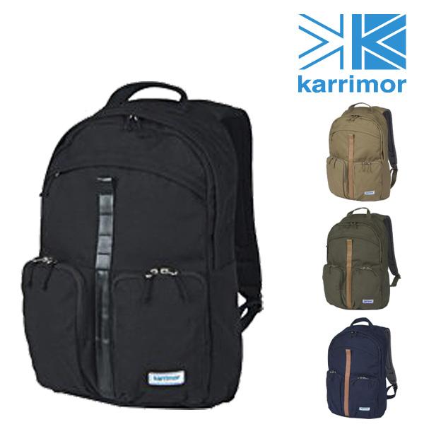 Karima karrimor! Backpack daypack [AC zip pack] 382836 mens ladies [store]