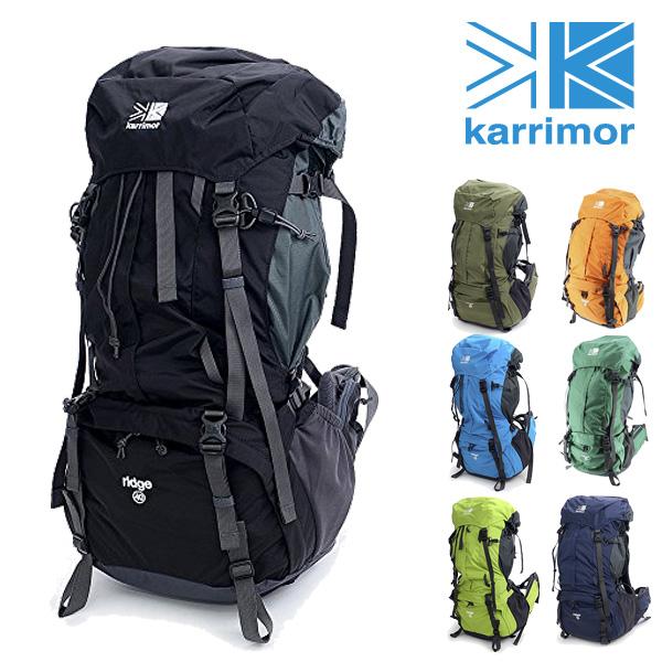 カリマー karrimor!ザックパック 登山用リュック バックパック 大容量 【alpine×trekking】 [ridge 40 T2] メンズ レディース 山ガール ファッション [通販]ポイント10倍 プレゼント ギフト カバン 送料無料 ラッピングあす楽