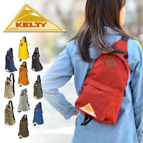 Kelty KELTY! 一个挎包肩包 2591890 男人女人