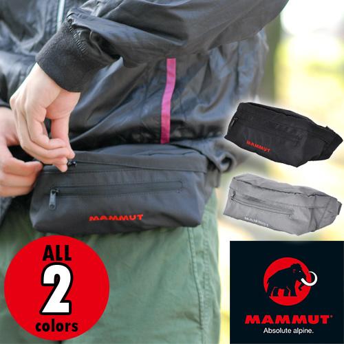 Mammut MAMMUT! Waist bags body bag [Classic Bumbag 1] 2520004701 mens ladies [store], [disabled]