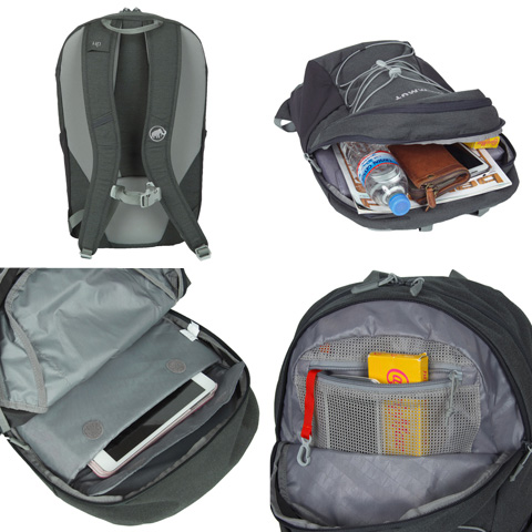 quality design more photos online retailer マムート MAMMUT! Rucksack day pack backpack large-capacity デイパックゼロンフリップ [Xeron  Flip] 25100270222 men's lady's high school student attending school present  ...