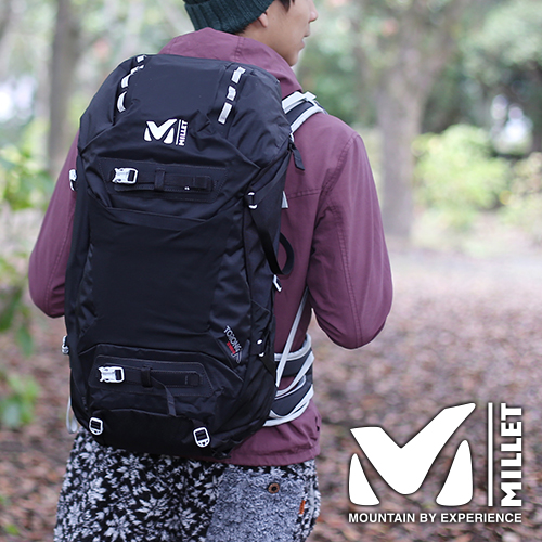 【25%OFFセール】ミレー MILLET!ザックパック 登山リュック バックパック 大容量 【MOUNTAINEERING/マウンテニアリング】 [TRONG 32 LD MBS] mis1969 レディース [通販] 送料無料 プレゼント ギフト カバン ラッピングあす楽【コンビニ受取対応商品】