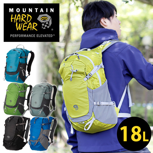 【20%OFFセール】マウンテンハードウェア Mountain Hardwear!リュックサック デイパック [FLUID 18] ou5948r メンズ ギフト レディース [通販] 【送料無料】 プレゼント ギフト カバン【c3110】 ラッピング【あす楽】