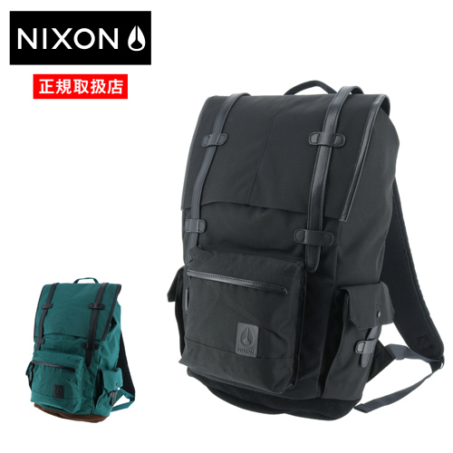 【40%OFFセール】ニクソン NIXON ! リュックサック [Boulder Backpack/ボウダー バックパック] nc2832 メンズ レディース ラッピング【送料無料】【あす楽】