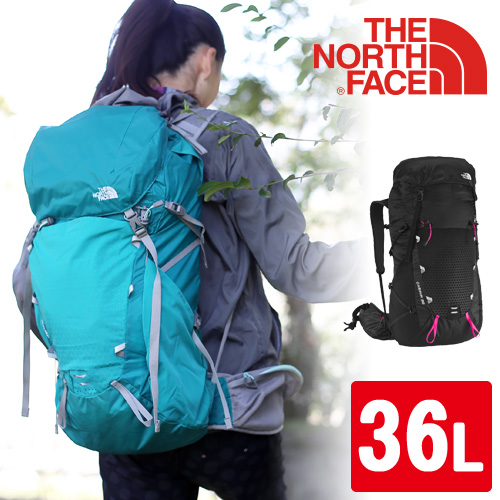 这个北脸THE NORTH FACE!背包帆布背包包登山帆布背包[W Casimir 36]nmw61311ml女士]