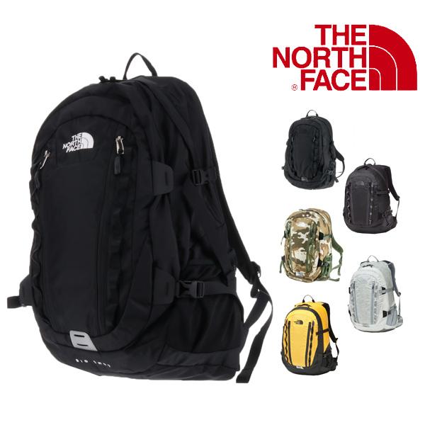 ザ・ノース・フェイス THE NORTH FACE!リュックサック デイパック バックパック ビッグショット クラシック 【DAY PACKS/デイパックス】 [Big Shot CL] nm71861 メンズ レディース 【あす楽】【送料無料】