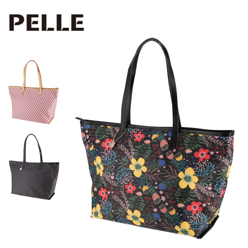 【30%OFFセール】ペレ PELLE!トートバッグ L 【Cube/キューブ】 201100 レディース [通販]【送料無料】
