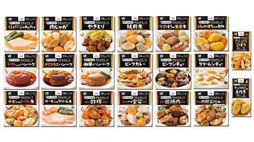 介護食 常温保存 ムース食 定価 エバースマイル 和食 洋食 20種セット 中華 レトルト 詰め合わせ おかず 大好評です