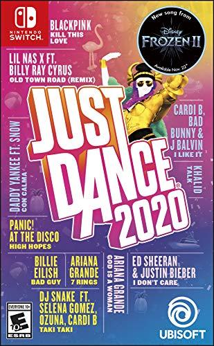 大人気 Just Dance 2020 Switch 供え - 輸入版:北米