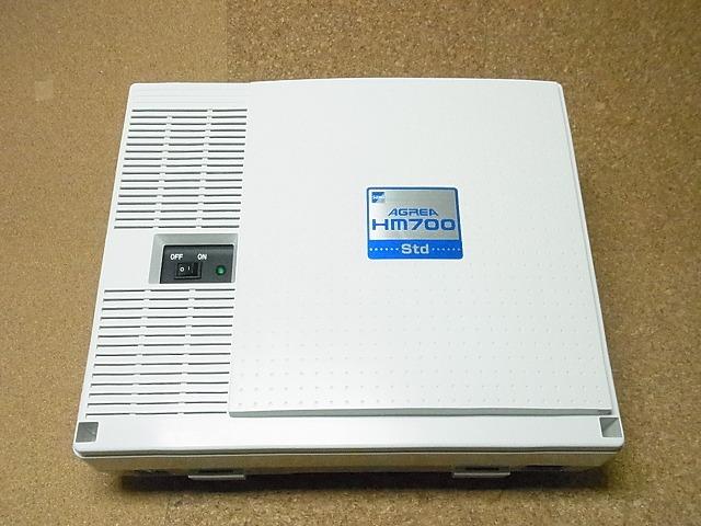 【中古】サクサビジネスホン /ビジネスフォン HM700STD主装置 美品 【送料無料】 HM700シリーズ 業務用電話機