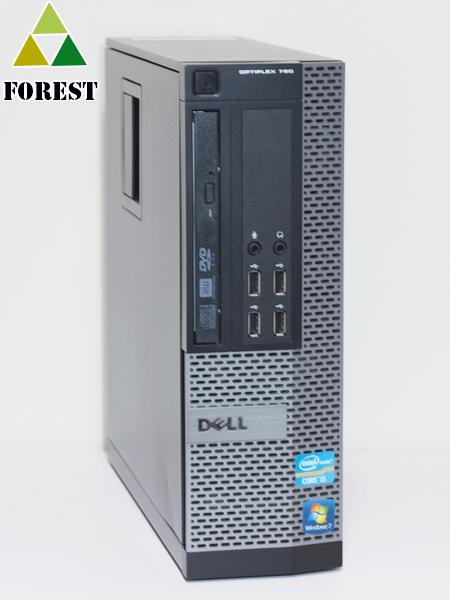 【中古】パソコン DELL Optiplex790 SFFi5 2400 3.10GHz/8GB/1TB