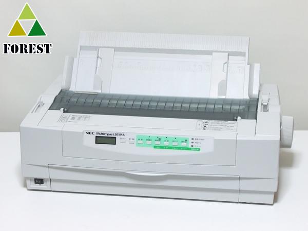 【中古】 ドットプリンター NEC MultiImpact201MA