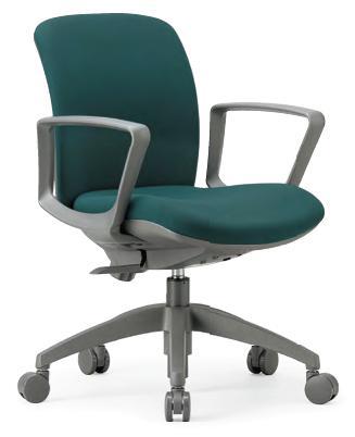 OAチェア 事務椅子アイコ OA-2115BJ(FG3)