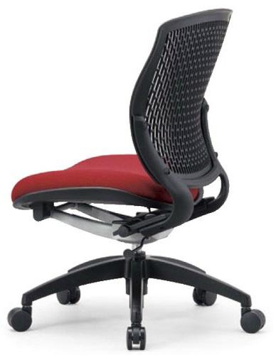 OAチェア 事務椅子 MA-1505(FG3) ローバック肘なしタイプ
