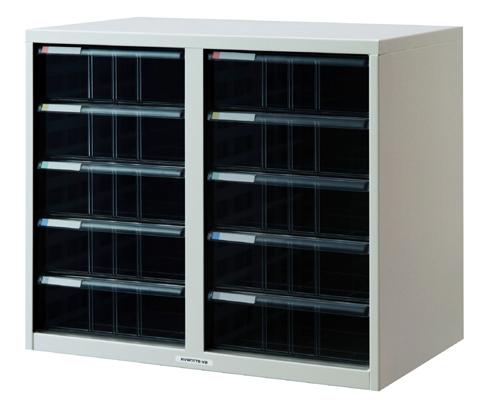 アバンテV2レターケース A4深型5段×2列 AL-M10