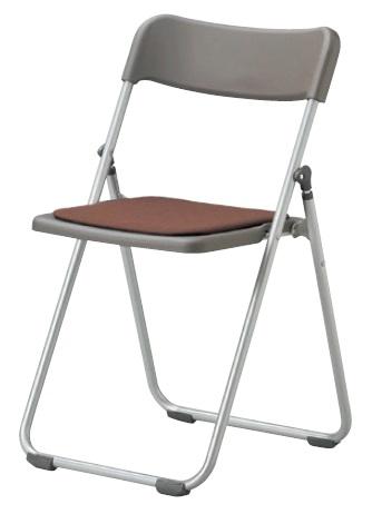 折りたたみ椅子FCA-19S(F8) 6脚入り