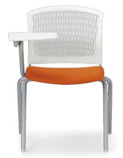 小テーブル付き椅子 メモ台付きチェアMC-380TW(FG3)