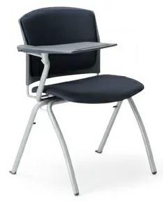 小テーブル付き椅子 メモ台付きチェアMC-390TG(FG3)