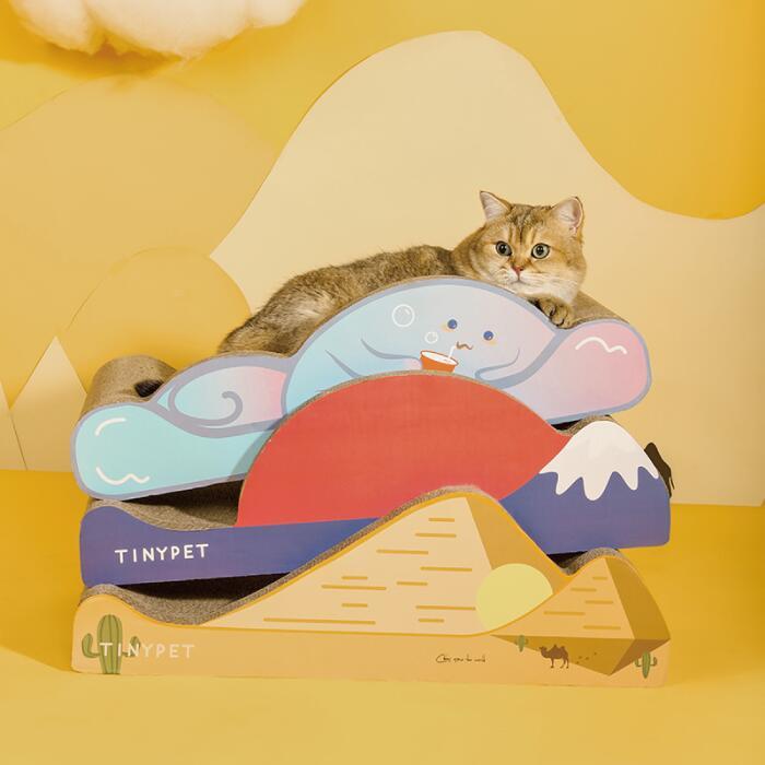 つめとぎ 猫 美品 段ボール 収納簡単 ストレス解消 ねこ 猫爪とぎ 爪研ぎ 爪研ぎハウス 爪とぎボックス 送料無料 通気性 耐久性