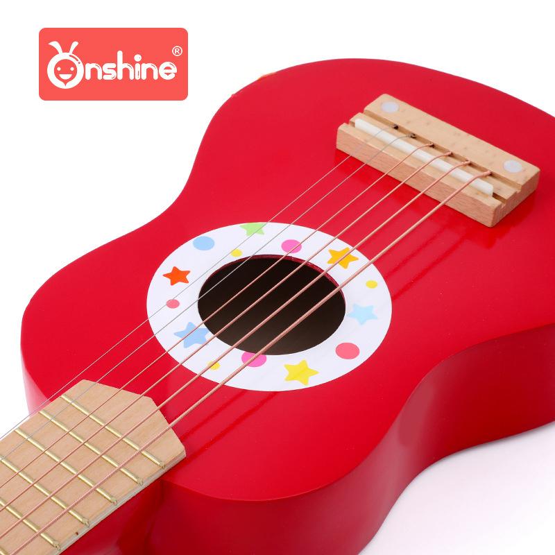 子供用ギター ミニギター 超特価SALE開催 全長約54cm 箱破損品 本体に影響はございません ギター 現品 6931431517772 アコースティックギター 子供用 初心者 ミニ