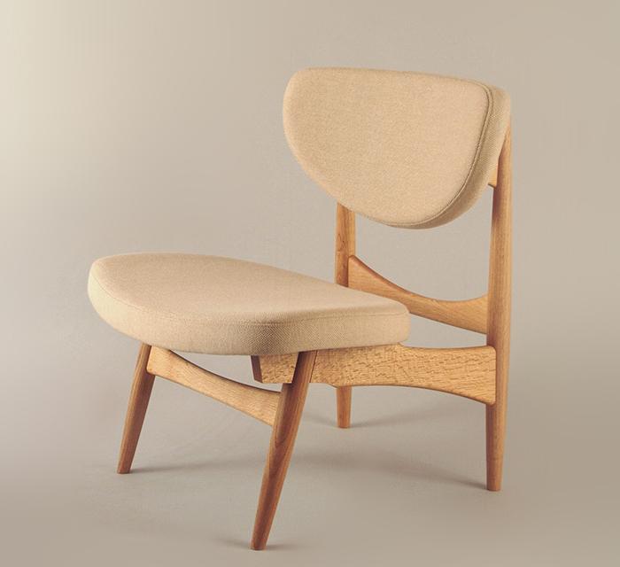 Rayチェア【木製】【日本製】【椅子】【飛騨の家具】 【飛騨高山  オークヴィレッジ・Oak Village】【送料無料対象外】【送料無料対象外】