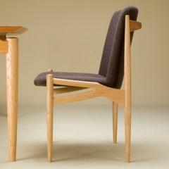 ibis(アイビス) LDチェア【木製】【日本製】【ダイニングチェア】【椅子】【飛騨の家具】 【飛騨高山  オークヴィレッジ・Oak Village】【送料無料対象外】