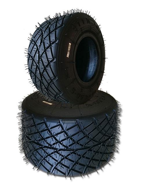 チープ 新商品 MOJO W3 NEW RACING KART WET 1台分 TYRE メール便不可 レインタイヤ レーシングカート 1setモジョ