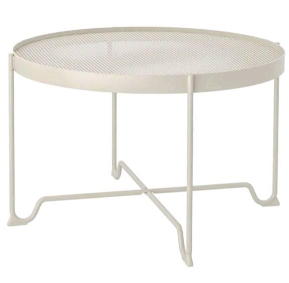 IKEA KROKHOLMEN クロークホルメン コーヒーテーブル 屋外用, ベージュ 503.927.41