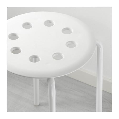 IKEA MARIUS イケア スツール イケアのイス 301.840.50 ホワイト お得クーポン発行中 いよいよ人気ブランド