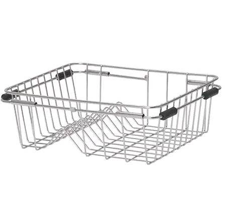 【NEW】 IKEA SPIKAHULT スピカフルト水切り, 伸長式803.980.44【メール便不可】