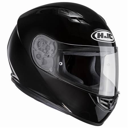HJC HELMET HJH113 CS-15 SOLID BLACK L(59-60)エッチジェーシー ヘルメット HJH113 CS-15 ソリッド ブラック L(59-60)