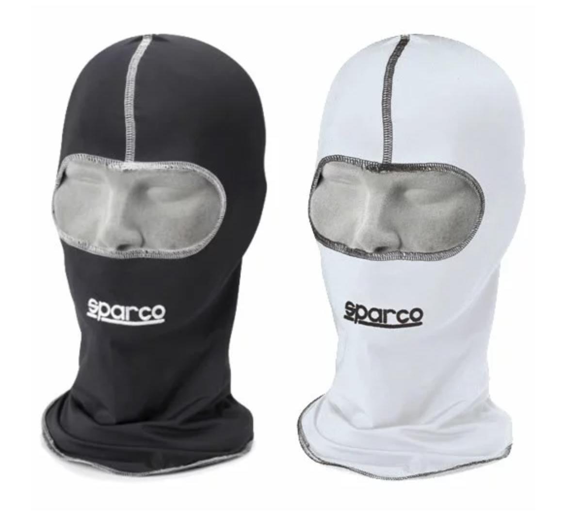 Sparco スパルコ フェイスマスク ドライメッシュ ブラック 限定タイムセール 新作販売 002231N Basic カーティング